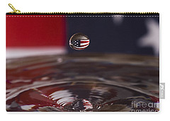 America Carry-all Pouch by Anthony Sacco