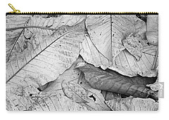 Pattern Of Leaves Carry-all Pouch