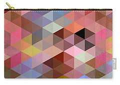 Pattern Of Triangle Carry-all Pouch