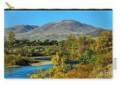 Payette River And Squaw Butte Carry-all Pouch