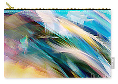 Carry-all Pouch featuring the digital art Peace And Calm by Margie Chapman