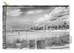 Carry-all Pouch featuring the photograph Peace by Howard Salmon