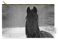 Peace In The Storm Carry-all Pouch by Michelle Twohig