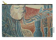 Peace Inside Us Carry-all Pouch