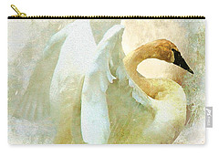 Peace Carry-all Pouch by Kathy Bassett