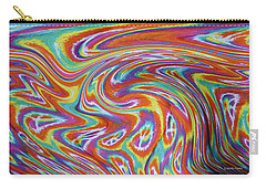 Peace Carry-all Pouch by Kenny Francis