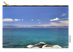Peace - Lake Tahoe Carry-all Pouch
