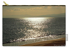 Peace Of Mind... Carry-all Pouch by Nina Stavlund