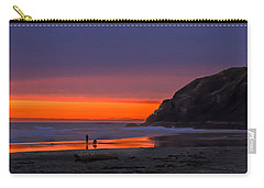 Peaceful Evening Carry-all Pouch by Robert Bales