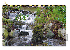 Carry-all Pouch featuring the photograph Moments That Take Your Breath Away by Jordan Blackstone