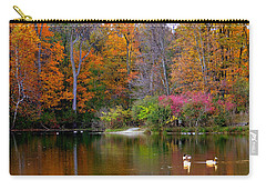 Peaceful Lake Carry-all Pouch