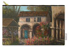 Peaceful Landscape Paintings Carry-all Pouch