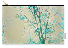 Peaceful Morning Carry-all Pouch by Suzanne Powers