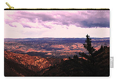 Carry-all Pouch featuring the photograph Peaceful Valley by Matt Harang