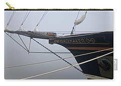 Carry-all Pouch featuring the photograph Peacemaker by Julia Wilcox