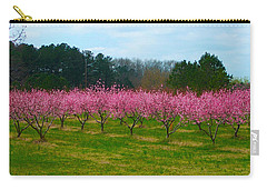Peach Tree Grove By Jan Marvin Carry-all Pouch