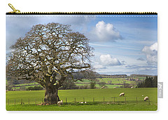 Peak District Tree Carry-all Pouch