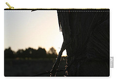 Carry-all Pouch featuring the photograph Pealing by David S Reynolds