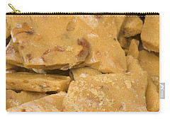 Peanut Brittle Closeup Carry-all Pouch