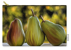 Pear Buddies Carry-all Pouch