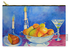 Pearis By Candlelight  Carry-all Pouch
