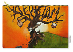 Pearl Jam Tree Carry-all Pouch