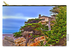 Pebble Beach Ca Carry-all Pouch