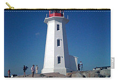 Peggy's Cove Lighthouse Carry-all Pouch