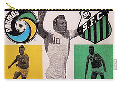 Pele Finale Carry-all Pouch by Benjamin Yeager