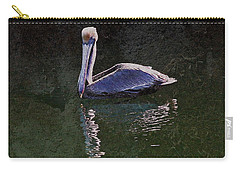 Pelican Zen Carry-all Pouch by Suzanne Stout