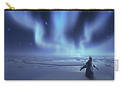 Penguin Dreams Carry-all Pouch