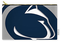 Penn State Nittany Lions Carry-all Pouch by Tony Rubino