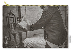 Penning A Letter To King George The Third   Carry-all Pouch