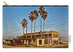 Penny Bar Mckittrick California Carry-all Pouch