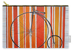 Penny-farthing Carry-all Pouch