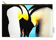 Penquin Love Dance Carry-all Pouch