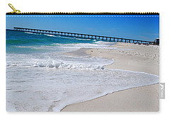 Pensacola Peir Carry-all Pouch by Linda Mesibov