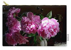 Peonies2 Carry-all Pouch