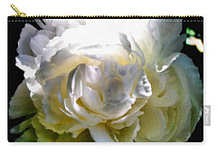 Peony In Morning Sun Carry-all Pouch