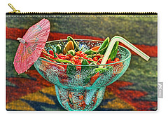 Carry-all Pouch featuring the photograph Pepperita by Gary Holmes