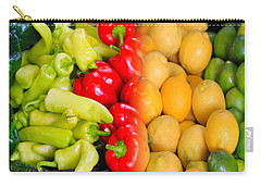 Peppers To Pucker Carry-all Pouch