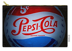 Pepsi Cap Sign Carry-all Pouch