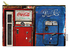Pepsi Carry-all Pouch by Mary Machare