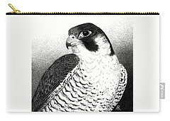 Peregrine Falcon Carry-all Pouch