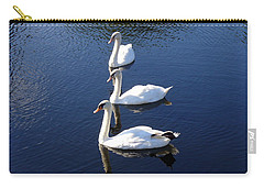 Carry-all Pouch featuring the photograph Perfect Family Gathering by Lingfai Leung