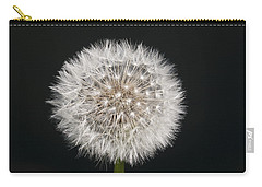 Perfect Puffball Carry-all Pouch by Richard Thomas