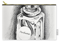 Perfume Bottle Carry-all Pouch