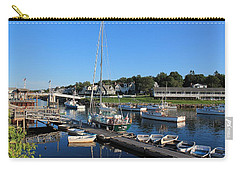 Perkins Cove Ogunquit Maine 2 Carry-all Pouch