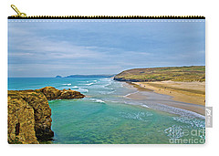 Perranporth Beach Carry-all Pouch