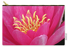 Perry's Fire Opal Water Lily Carry-all Pouch